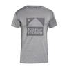 Klättermusen Eir - Camiseta manga corta Hombre - Short Sleeve gris